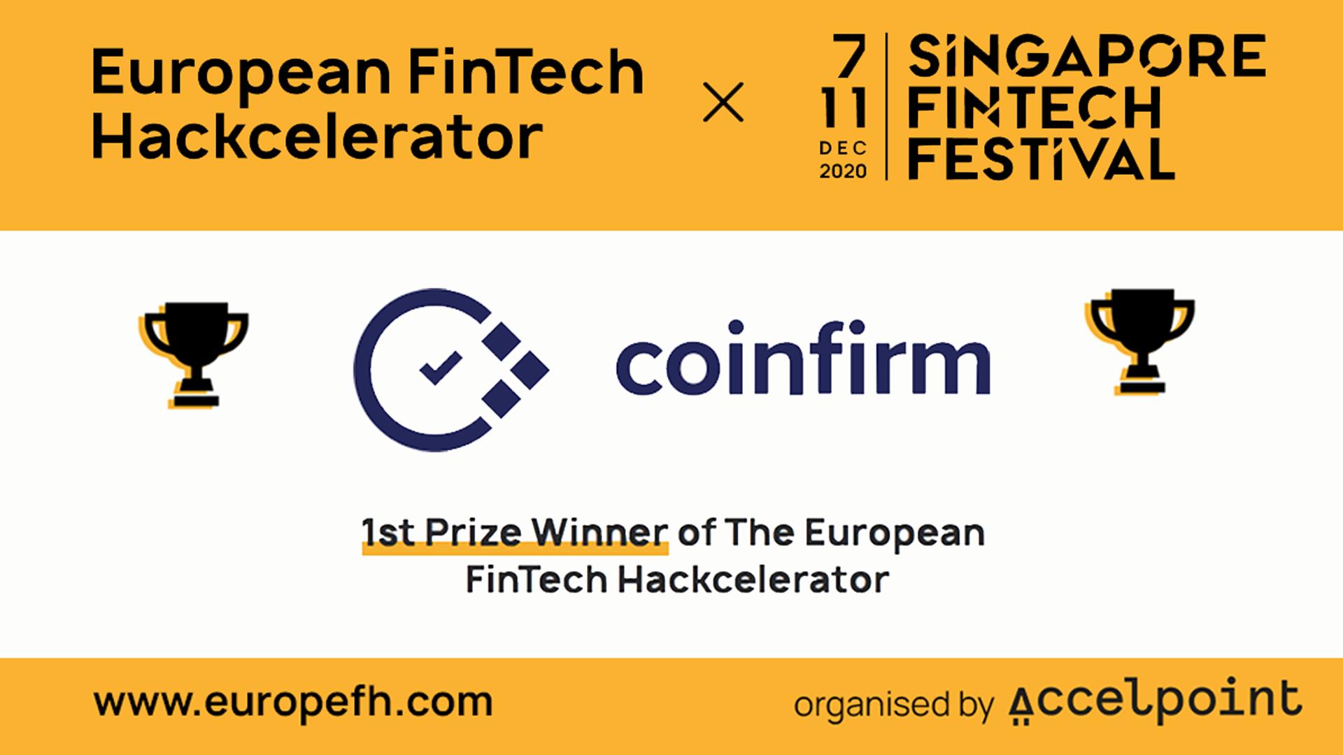Coinfirm_FintechHackcelerator